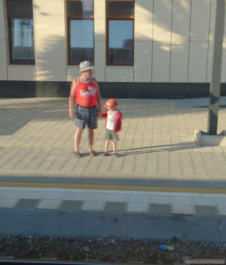 Настоящие туристы в Сочи