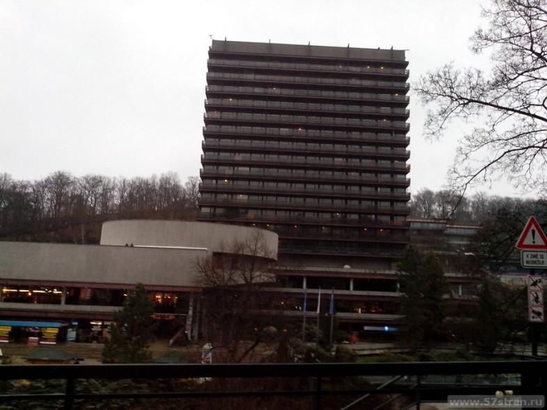 Отель Thermal. Карловы Вары