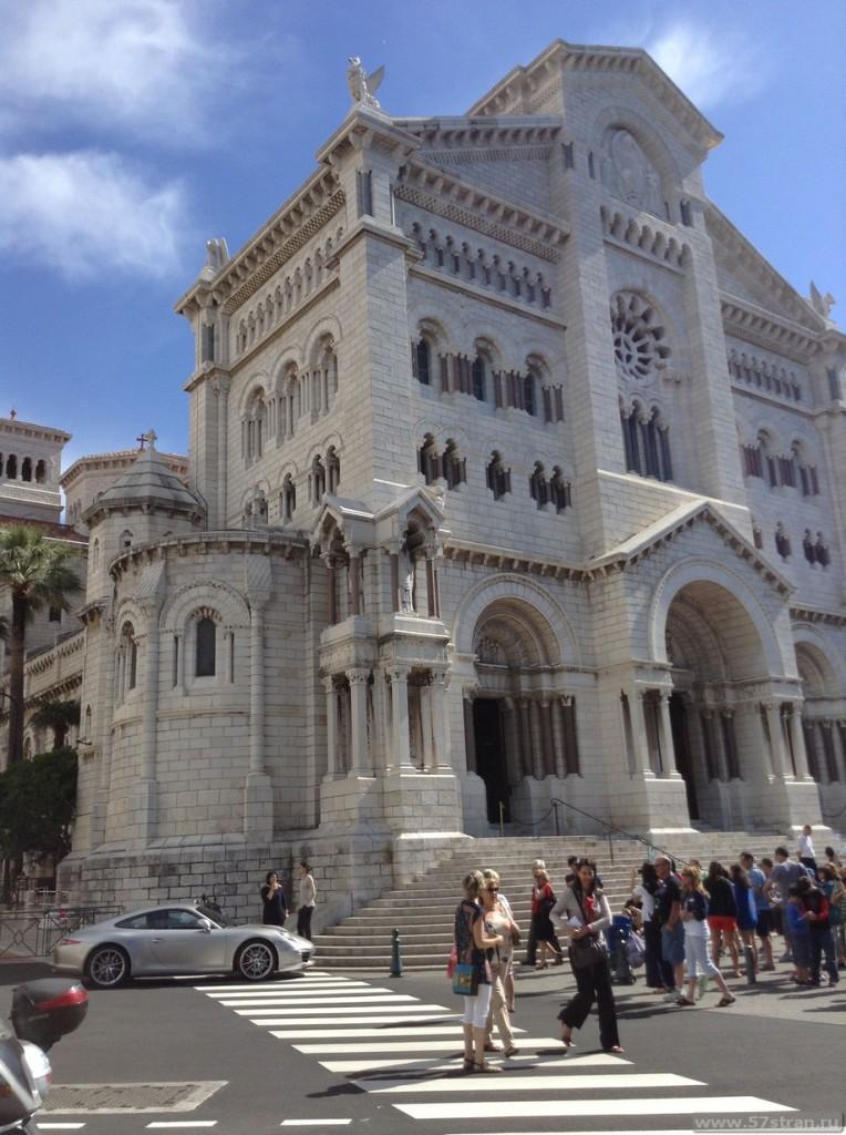 Собор Святого Николая в Монако