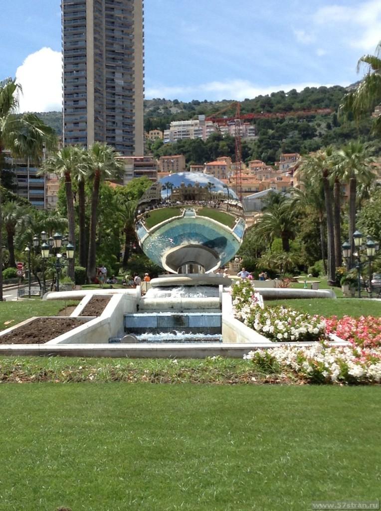 Зеркало мира - Монако