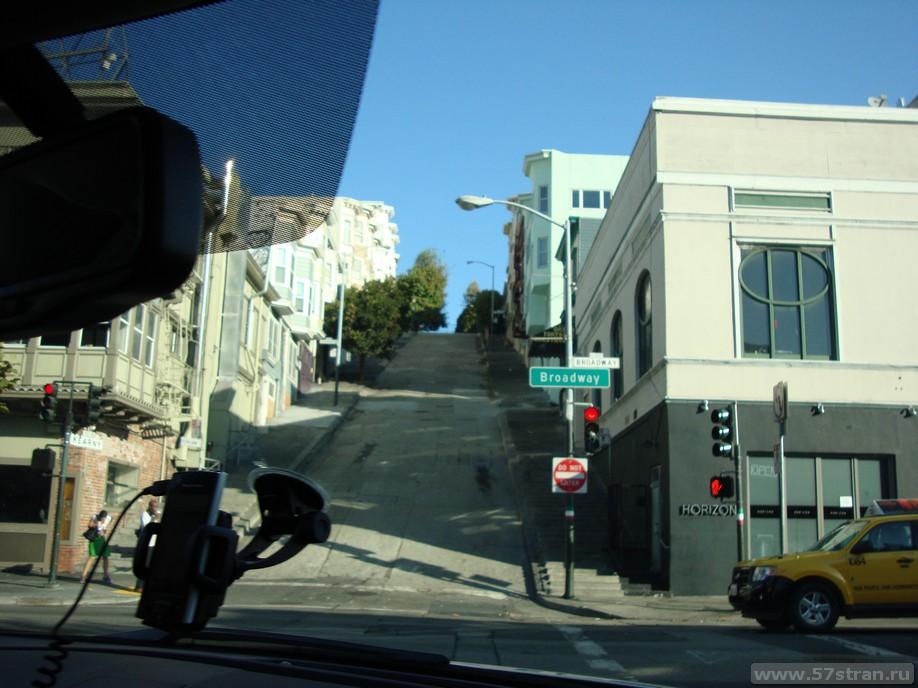 San Francisco - дороги