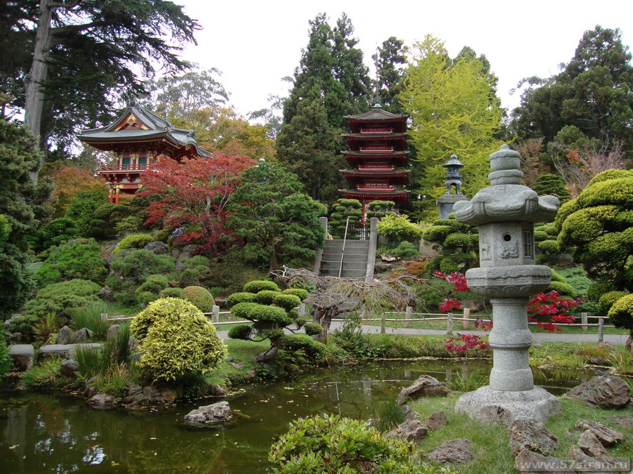 San Francisco - Японский сад