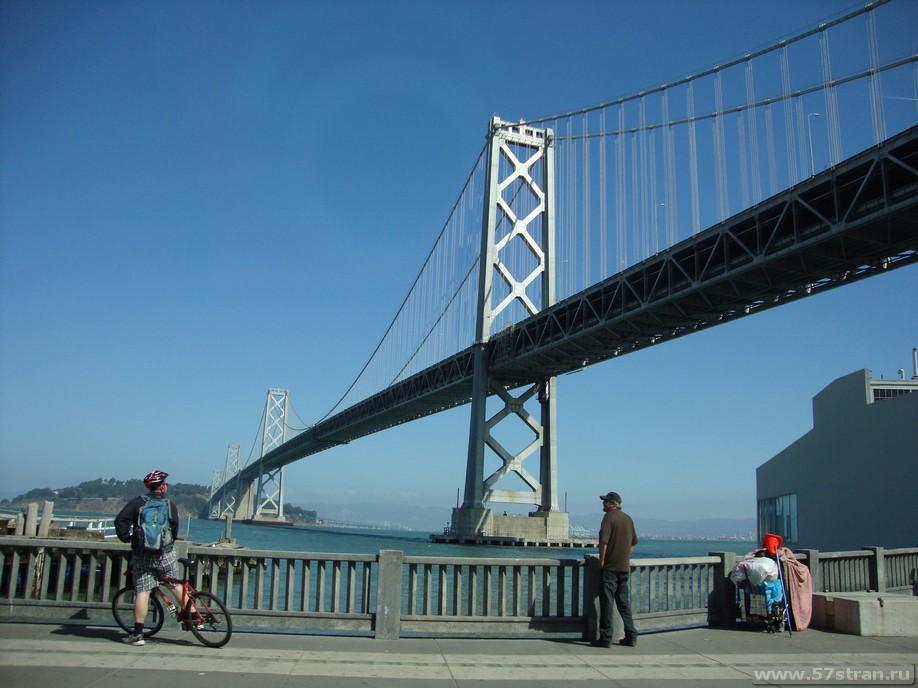 Мост в Oakland