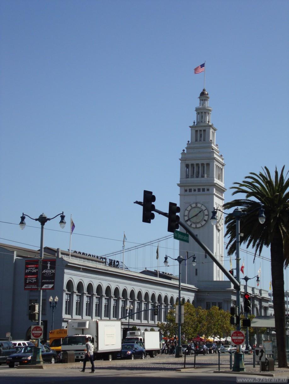 Достопримечательности Сан-Франциско - Рынок