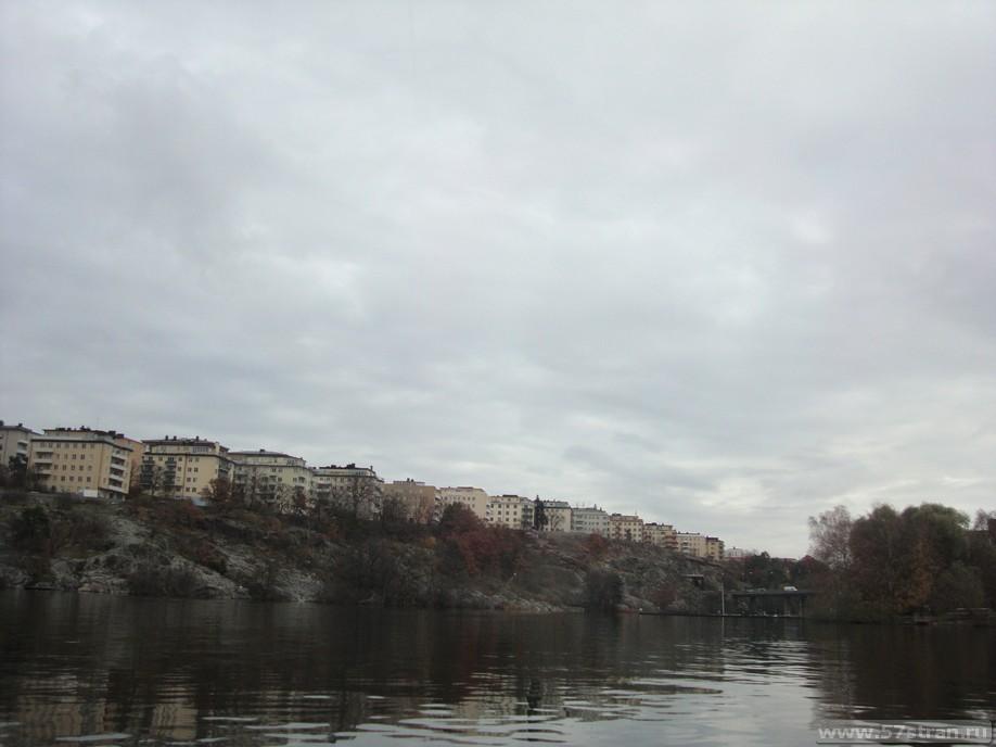 Стокгольм - спальные районы