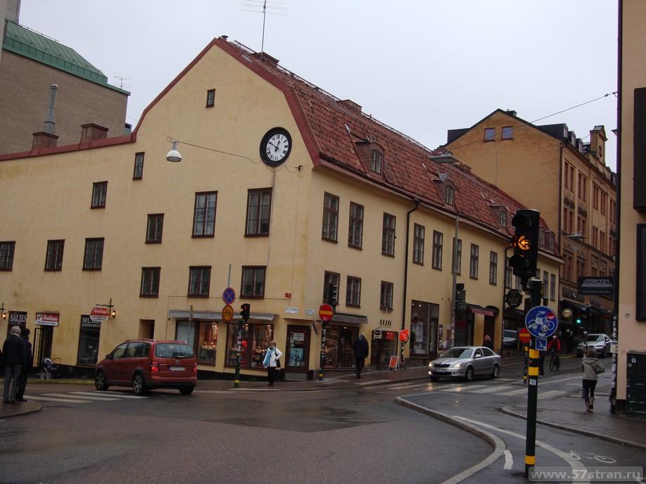 Стокгольм - Содермальм