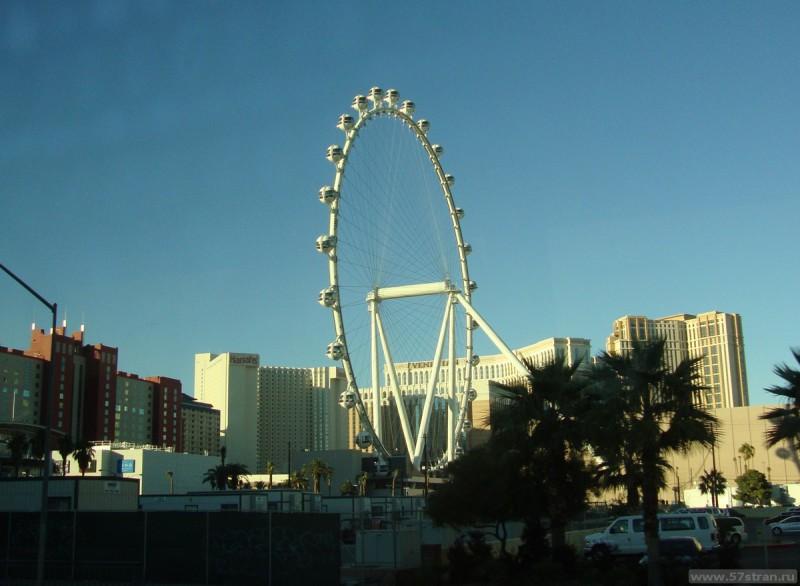 Самое высокое в мире колесо обозрения