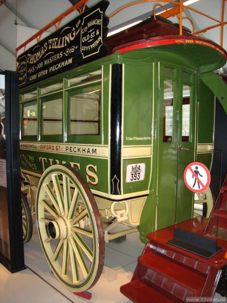 Музей транспорта Лондона