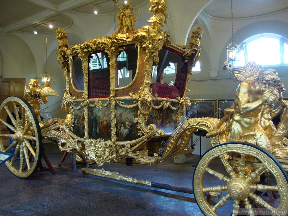 Англия - королевская карета