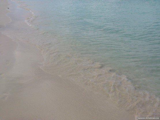 Идеальный пляж на Арубе