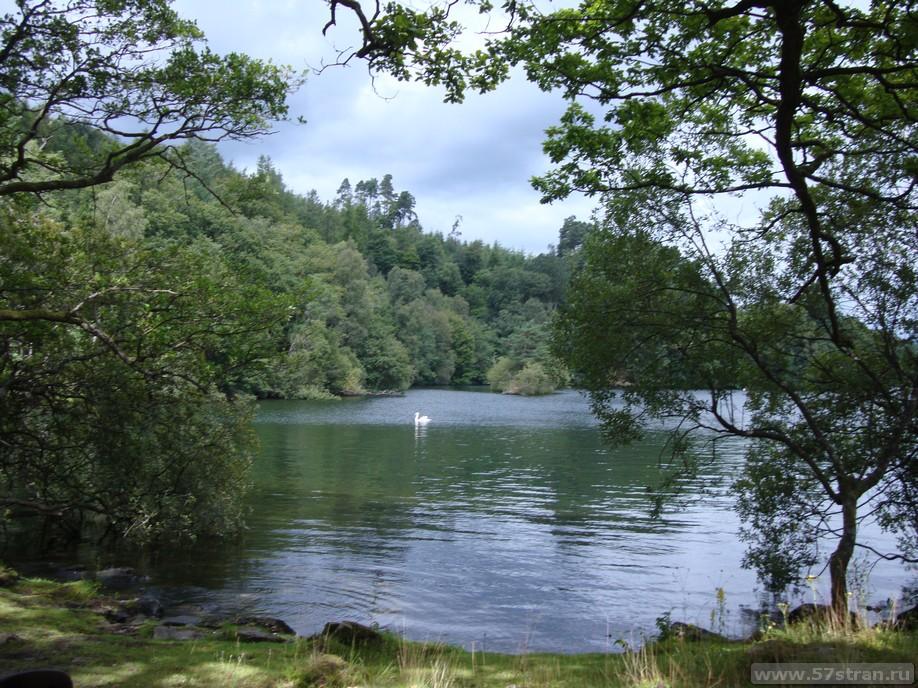 Озеро Уиндермир