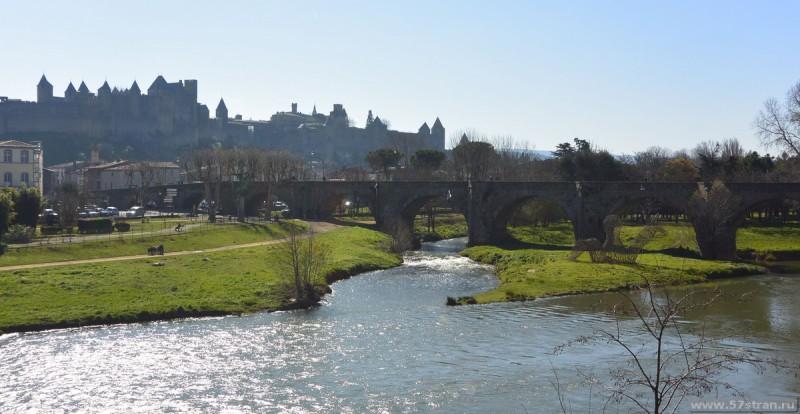 Carcassonne - Pont vieux