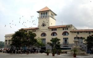 Здание порта в Гаване