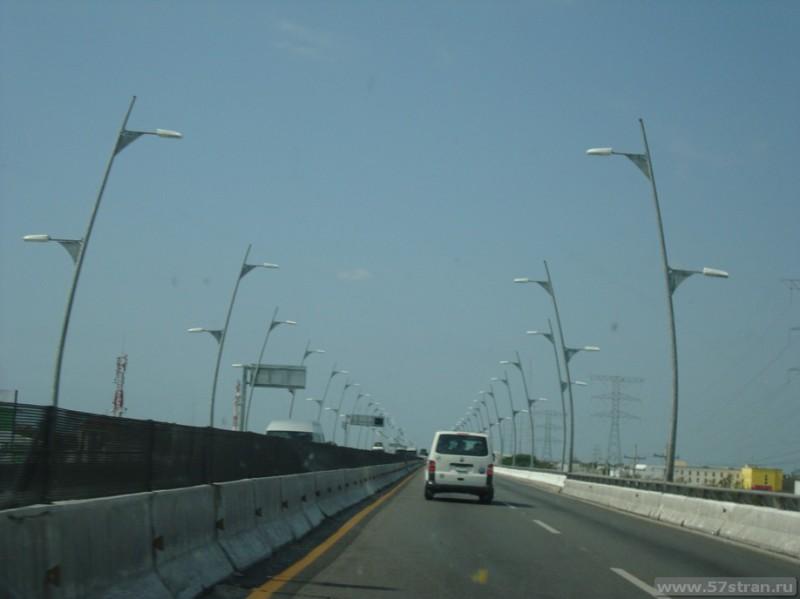 трасса «Канкун – Четумаль»