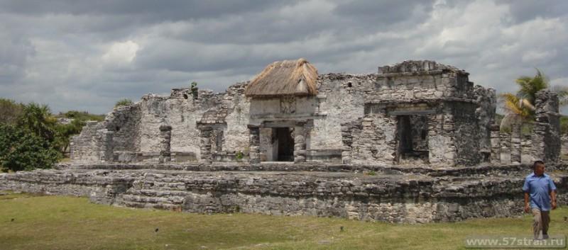Тулум - развалины
