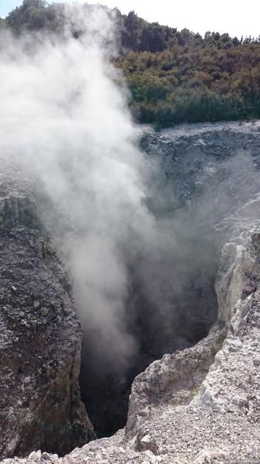 Дымящаяся земля