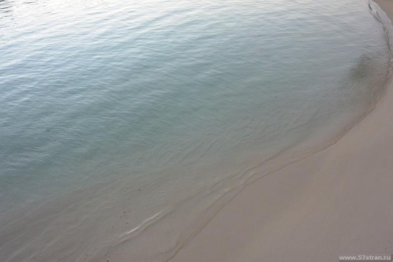 Бора-Бора пляж