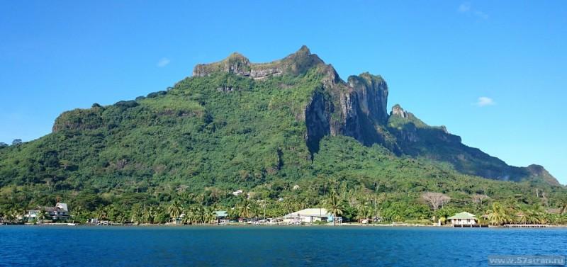 Otemanu Bora Bora