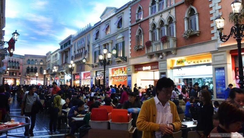 Venetian Macau общепит