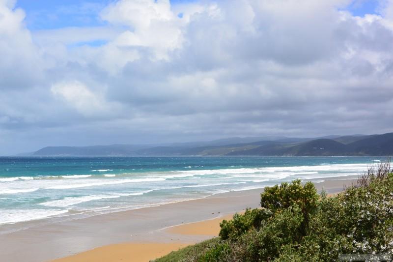 Великая океанская дорога пляж