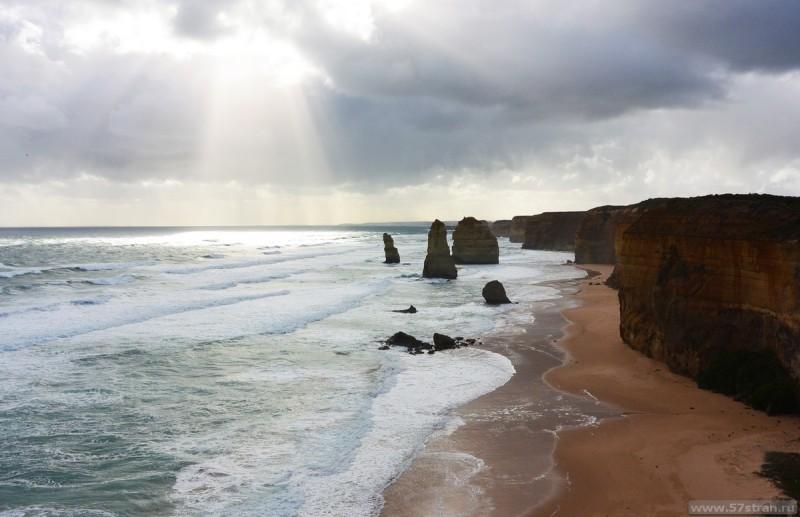 Двенадцать апостолов Австралия