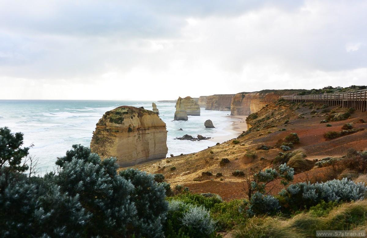 Великая океанская дорога и 12 апостолов самостоятельно - фото