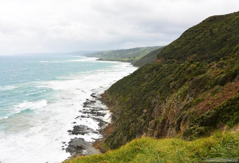 Великая океанская дорога фото