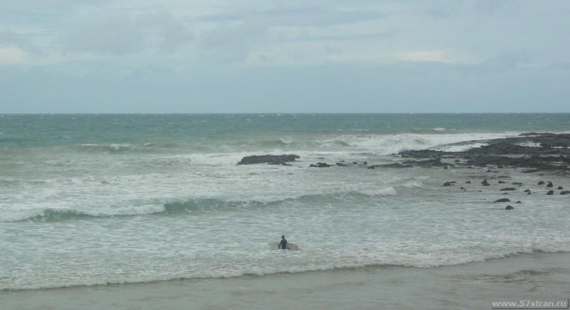 Великая океанская дорога серфинг