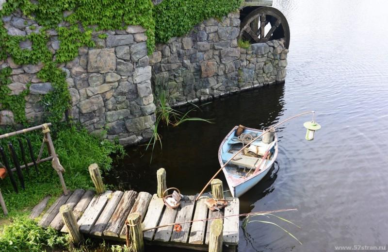 Река в Хоббитоне