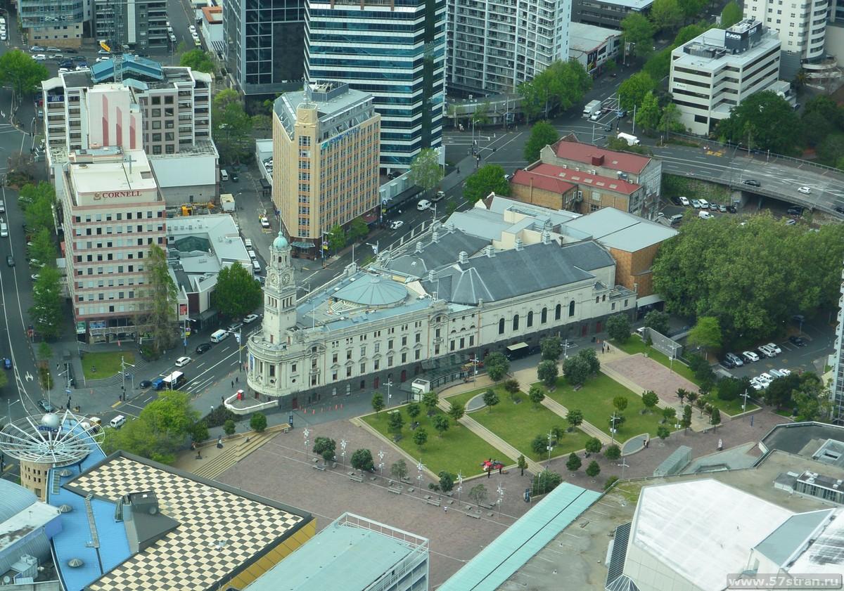 Новая Зеландия Окленд фото, Достопримечательности Окленда