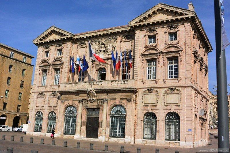 Здание Марсель
