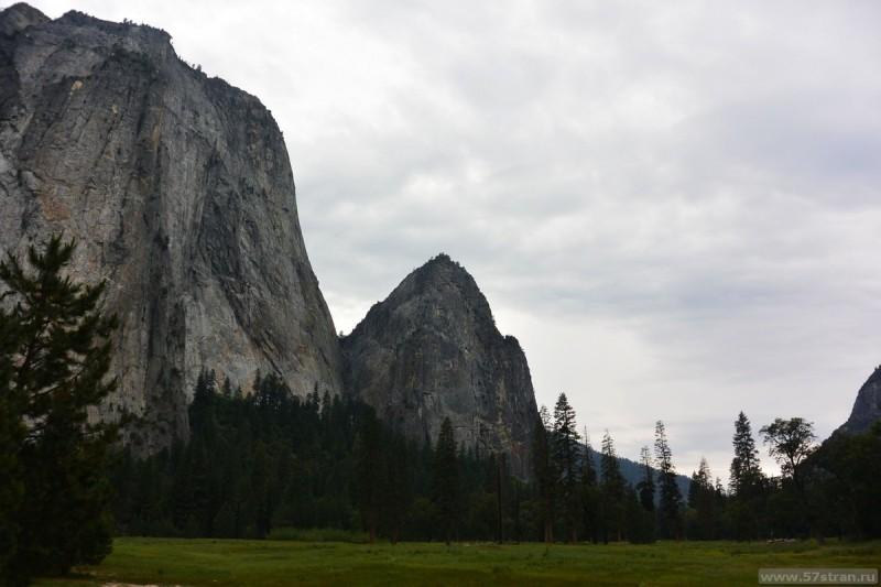 Долина Йосемити