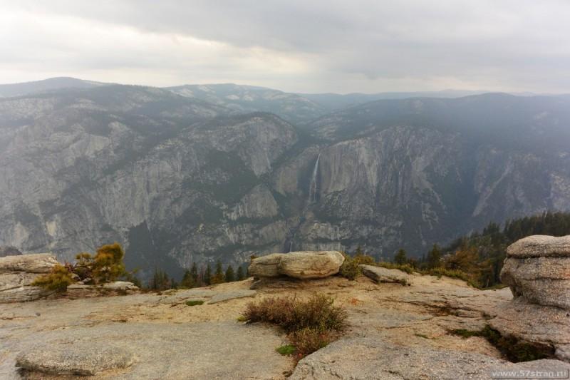 Виды Долина Йосемити