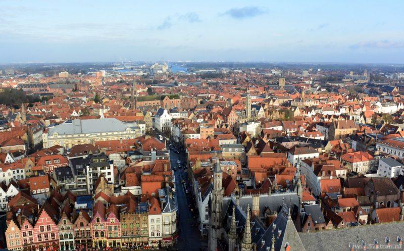 Панорама Брюгге