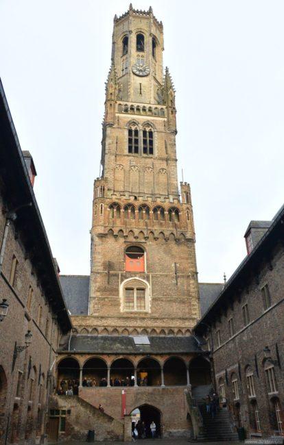 Башня Брюгге