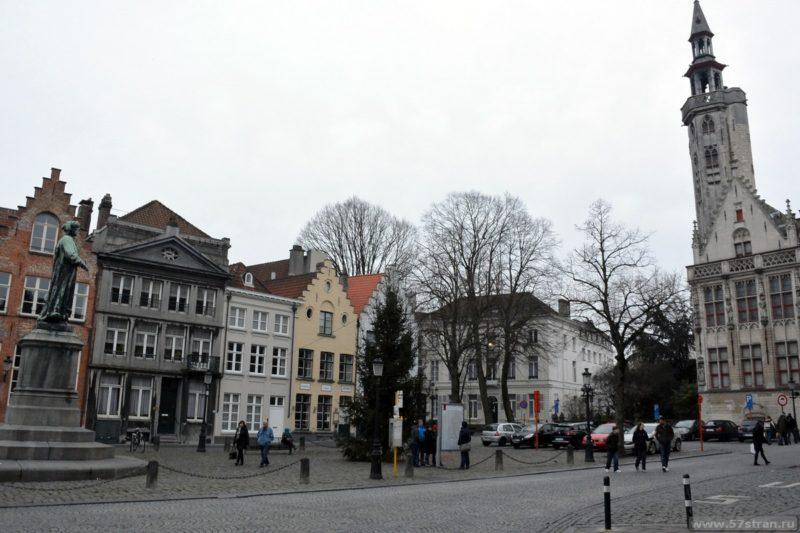 Достопримечательности Брюгге
