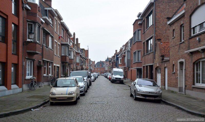 Улица Брюгге