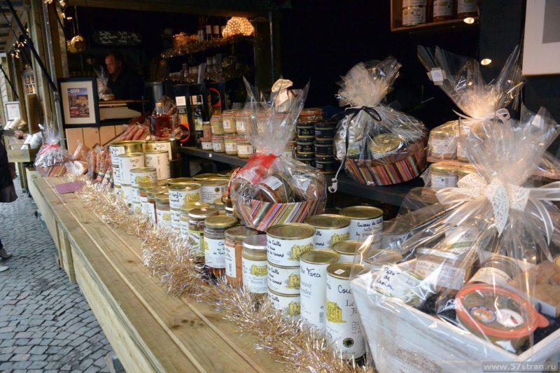 Рынок в Брюгге