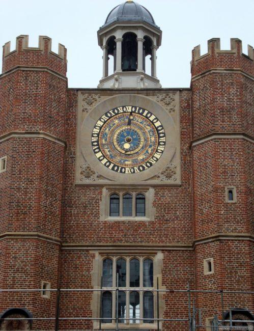 Астрономические часы - Хэмптон Корт
