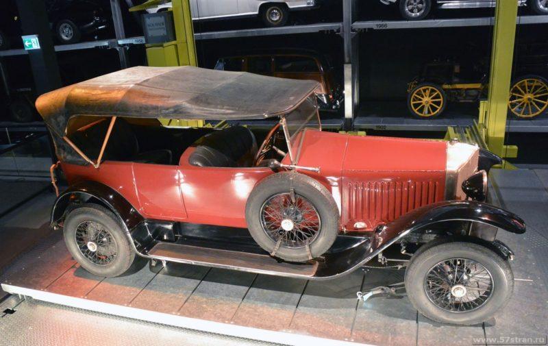 Люцерн музей автомобилей