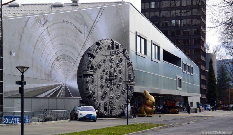Люцерн - транспортный музей