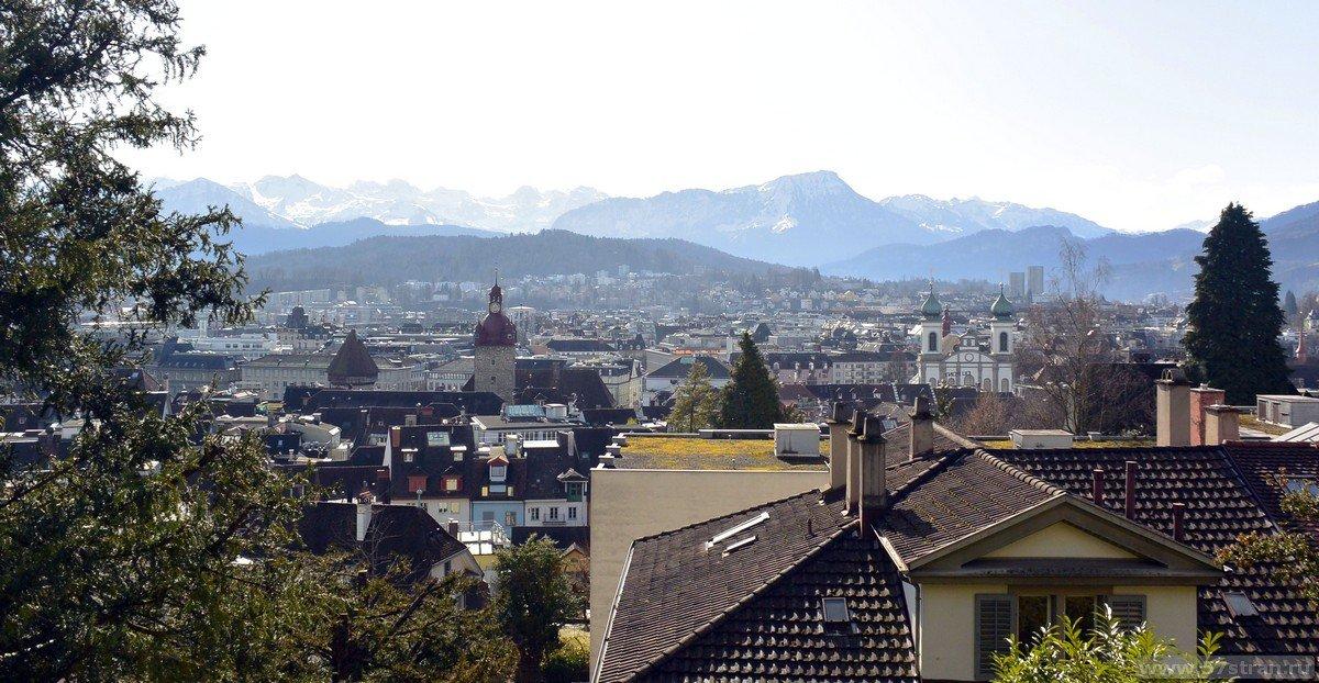 Достопримечательности Люцерна - фото, отзывы о городе Люцерн
