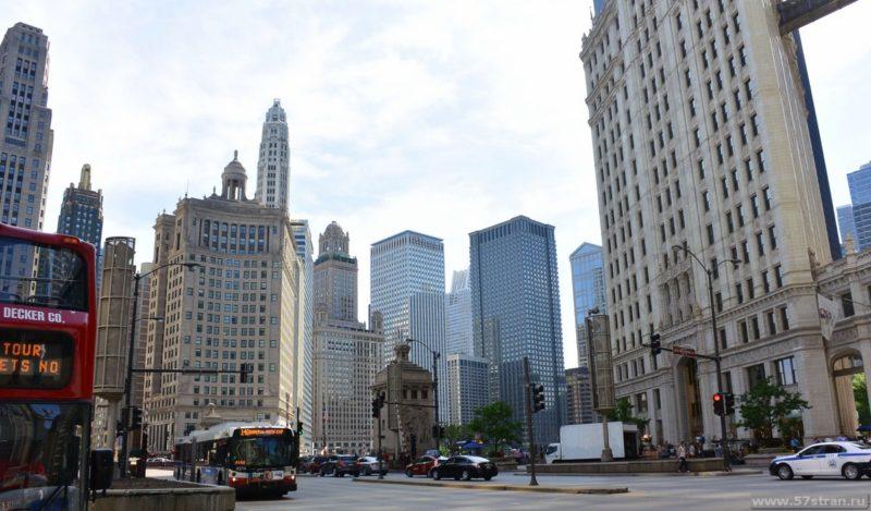 Достопримечательности Чикаго (центр)