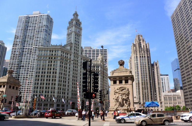 Центр Чикаго