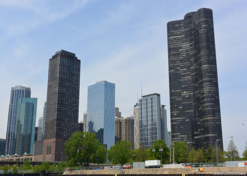 Высотка Чикаго