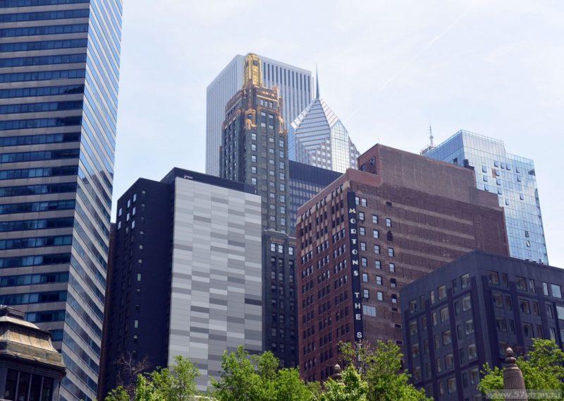 Достопримечательности Чикаго
