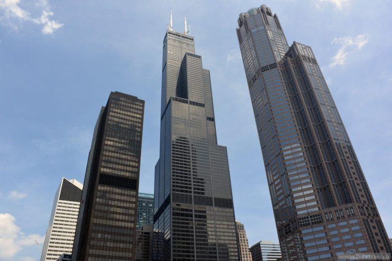 Башня Уиллиса Чикаго