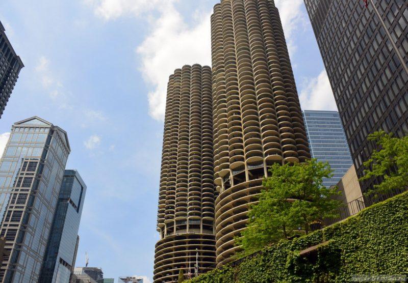 Дом-парковка в Чикаго